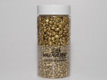 Deko Steine 5-8mm, gold