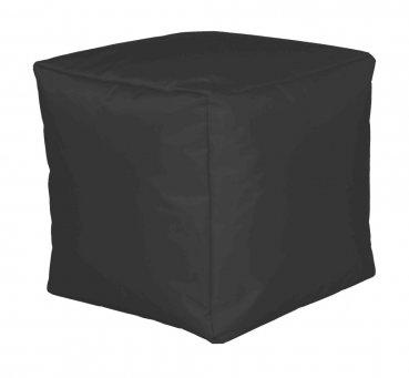 Sitzwürfel Nylon, anthrazit  40x40x40cm