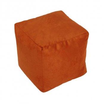 Sitzwürfel Pouf, terracotta  40x40x40cm