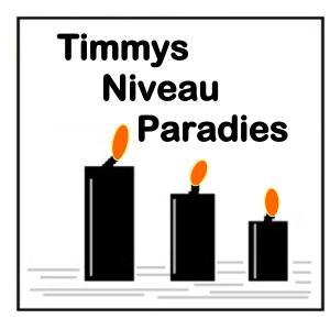 Timmys Niveau Paradies-Logo